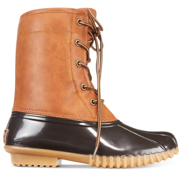 Sparto Shoes   The Original Duck Boot